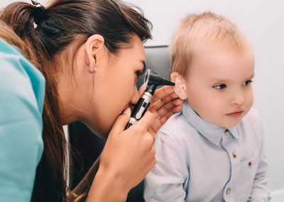 Orthophoniste / audiologiste