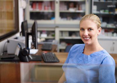 Technicien de dossiers médicaux / professionnel.le de la gestion de l'information sur la santé