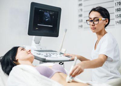 Technologue en échographie médicale